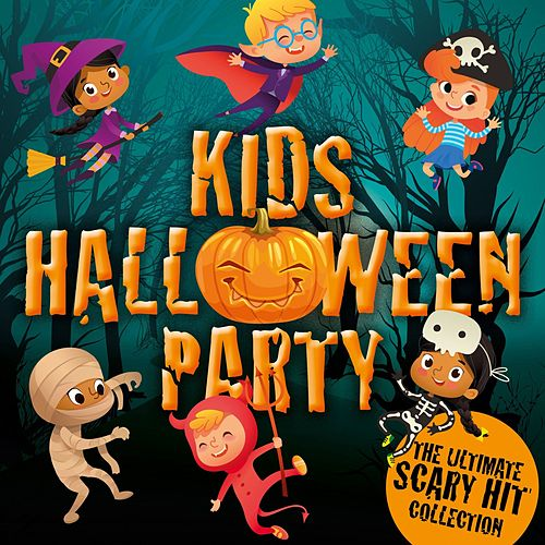 Kids Halloween Party: The Ultimate Scary Hit Collection de Various Artists