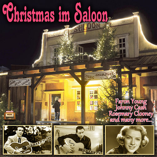 Christmas im Saloon de Various Artists