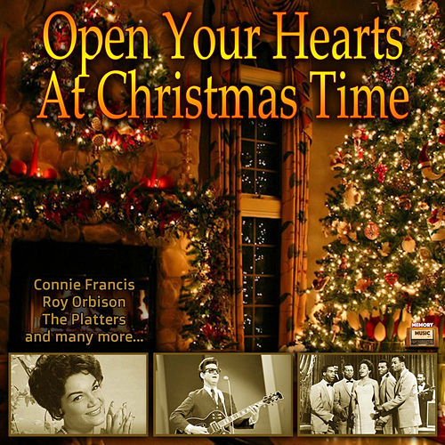 Open Your Hearts At Christmas Time de Various Artists