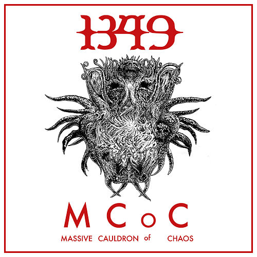 Massive Cauldron of Chaos by 1349