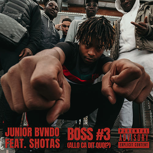 Boss #3 de Junior Bvndo