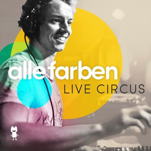 Alle Farben Live Circus von Verschiedene Interpreten