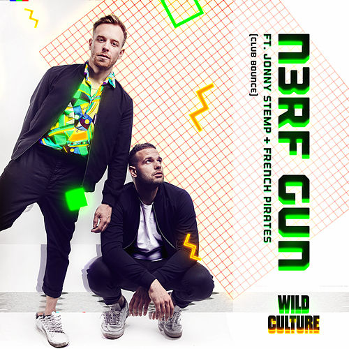N3RF GUN (Club Bounce) by Wild Culture