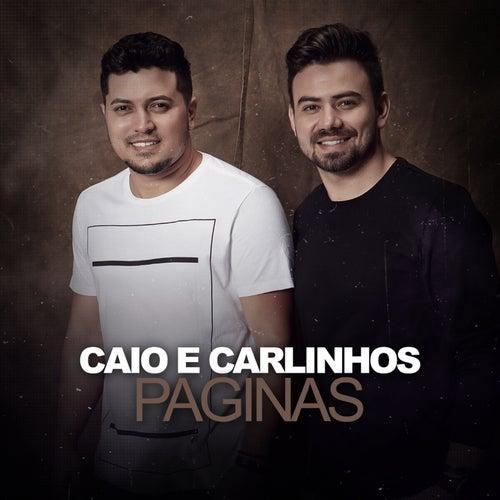 Páginas de Caio e Carlinhos