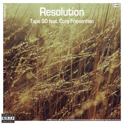 Resolution von Tape 90