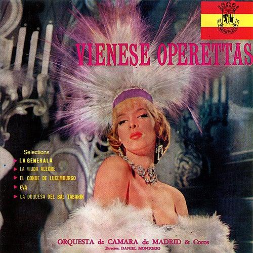 Vienese Operettas von Orquesta De Camara De Madrid