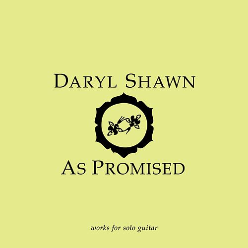 As Promised by Daryl Shawn