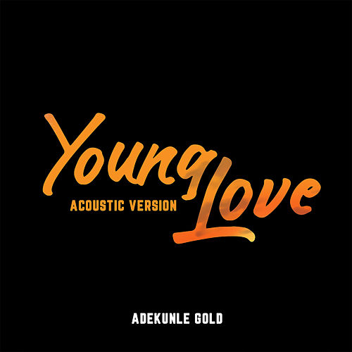 Young Love (Acoustic Version) de Adekunle Gold