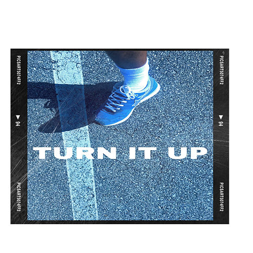 Turn It Up Ep by CDZ