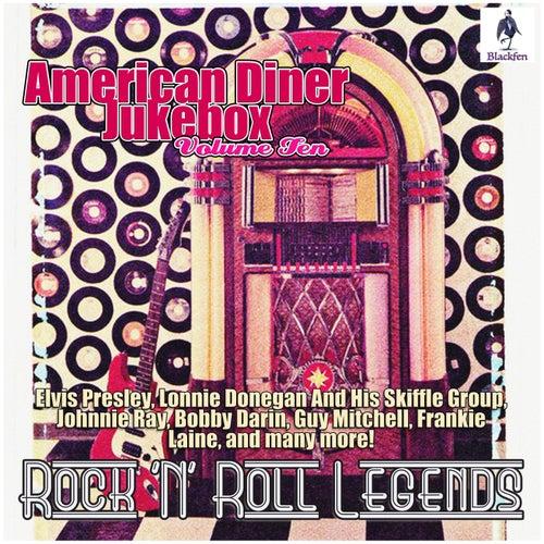 American Diner Jukebox Volume Ten by Various Artists