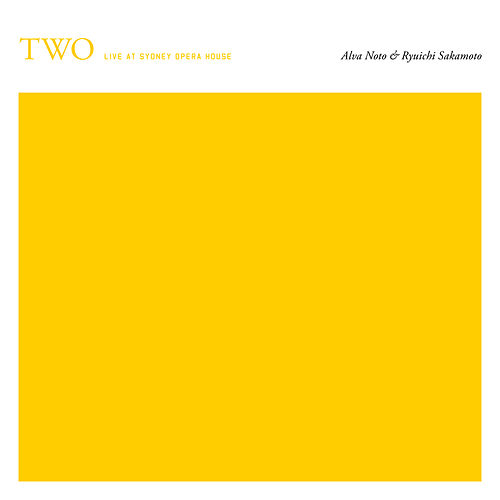 Two (Live at Sydney Opera House) de Alva Noto