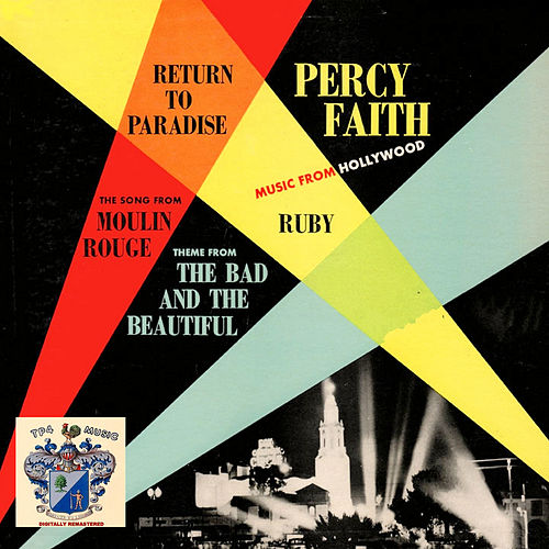 Music from Hollywood von Percy Faith