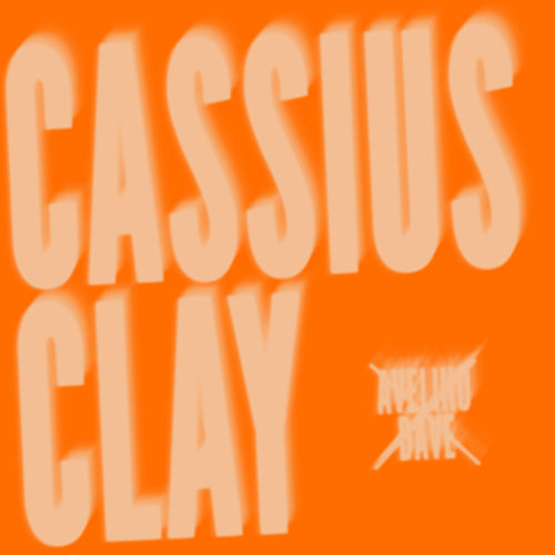 Cassius Clay by Avelino