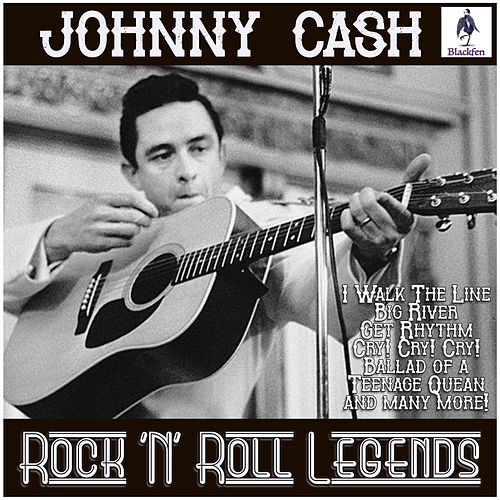 Johnny Cash - Rock 'N' Roll Legends de Johnny Cash