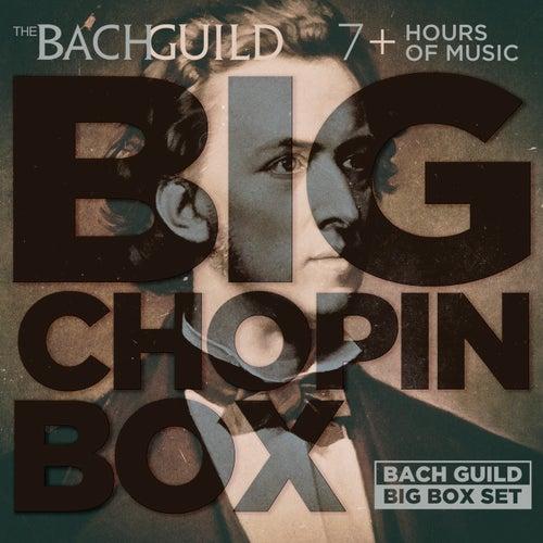 Big Chopin Box de Various Artists