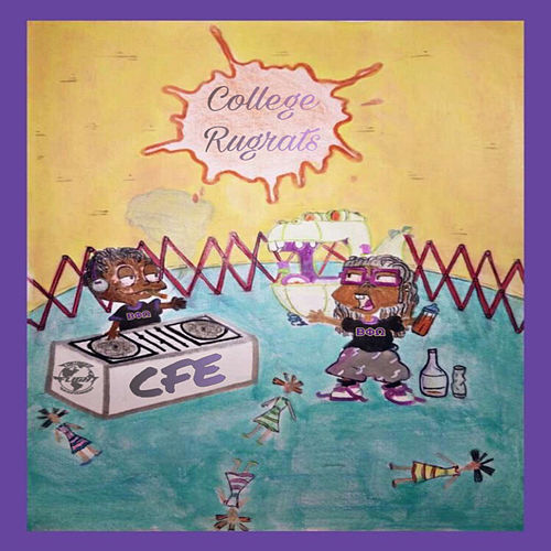 College Rugrats by Peewee