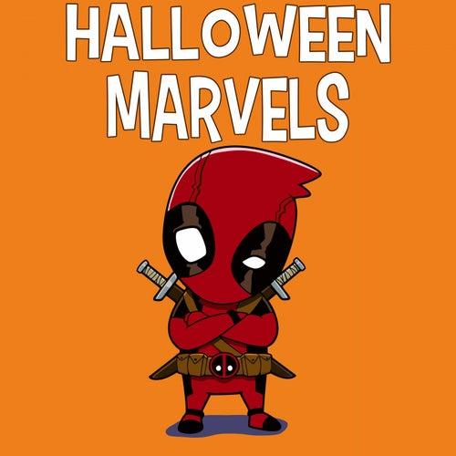 Halloween Marvels de Various Artists