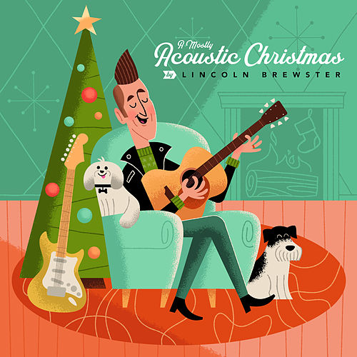 A Mostly Acoustic Christmas von Lincoln Brewster