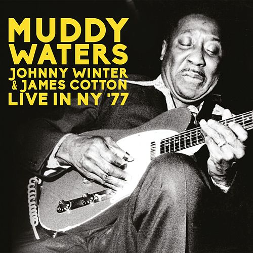 Live In NY '77 de Johnny Winter Muddy Waters