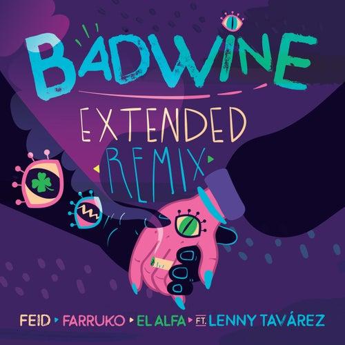 badwine (Extended Remix) di FEID