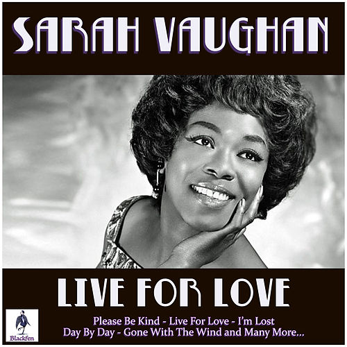 Live for Love de Sarah Vaughan