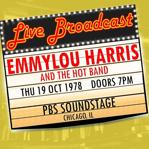 Live Broadcast - 19 October 1978  PBS Sounstage, Chicago IL de Emmylou Harris