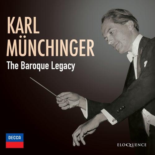 Karl Münchinger – The Baroque Legacy von Karl Munchinger