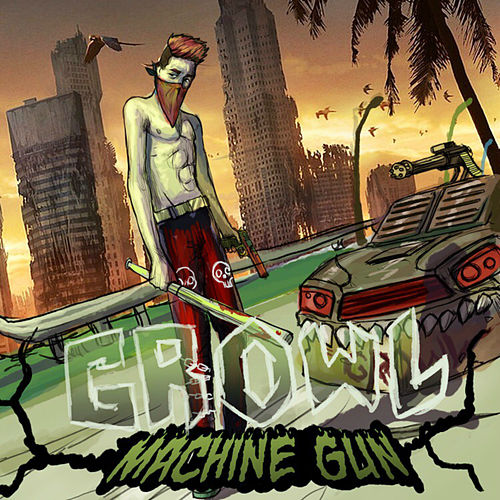 Machine Gun by Growl