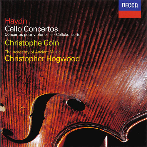 Haydn: Cello Concertos de Christophe Coin