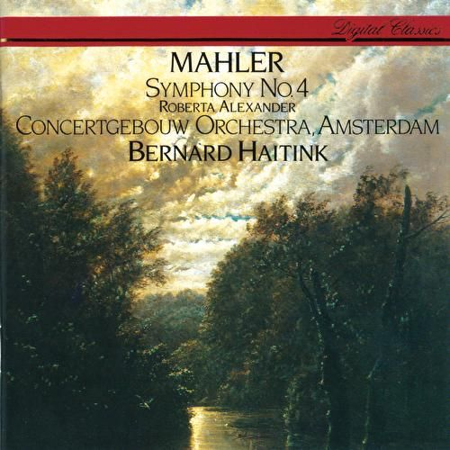 Mahler: Symphony No.4 von Roberta Alexander