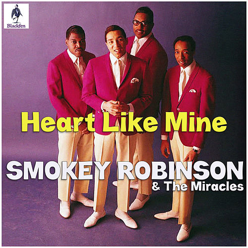 Heart Like Mine von Smokey Robinson