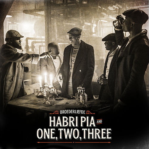 Habri Pia / One, Two, Three von Broederliefde
