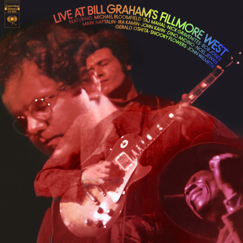 Live at Bill Graham's Fillmore West di Various Artists