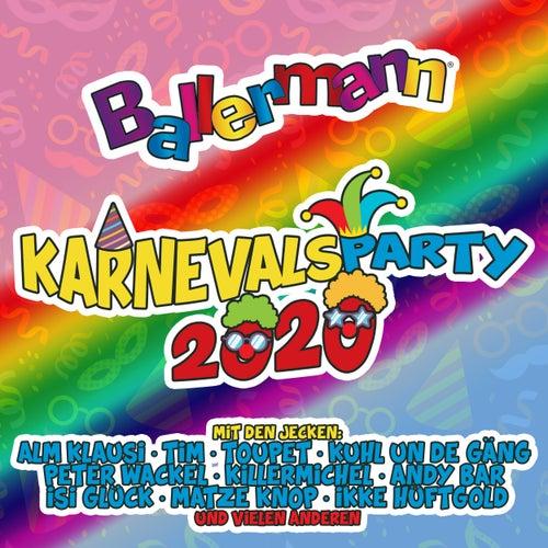 Ballermann Karnevalsparty 2020 von Various Artists