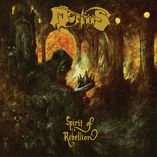 Spirit of Rebellion by Mortiis
