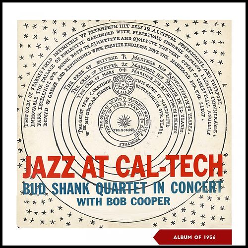Jazz at Cal-Tech (Album of 1956) von Bud Shank