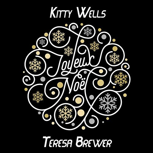 Joyeux Noël de Kitty Wells