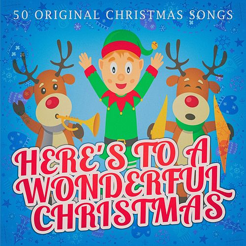 Here's to a Wonderful Christmas de Various Artists