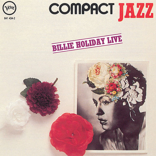 Compact Jazz: Live by Billie Holiday