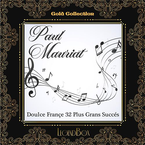 Doulce France 32 plus grands succés (Gold collection) von Paul Mauriat