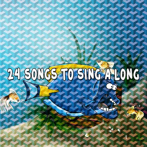 24 Songs to Sing a Long de Canciones Para Niños