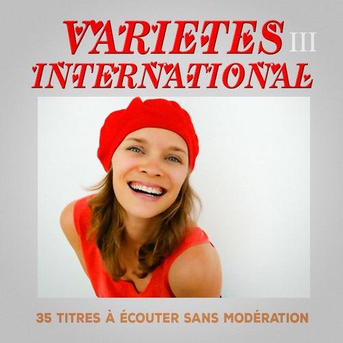 Variétés Internationales, Vol. 3 by Multi-interprètes