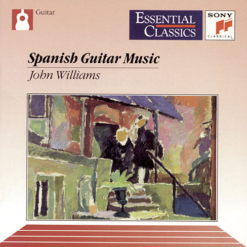Spanish Guitar Music de John Williams