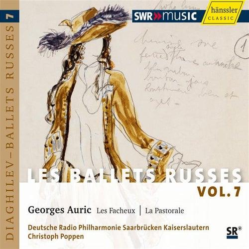 Les Ballets Russes, Vol. 7 - Auric de Christoph Poppen