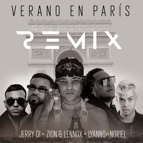 Verano En París (Remix) de Jerry Di