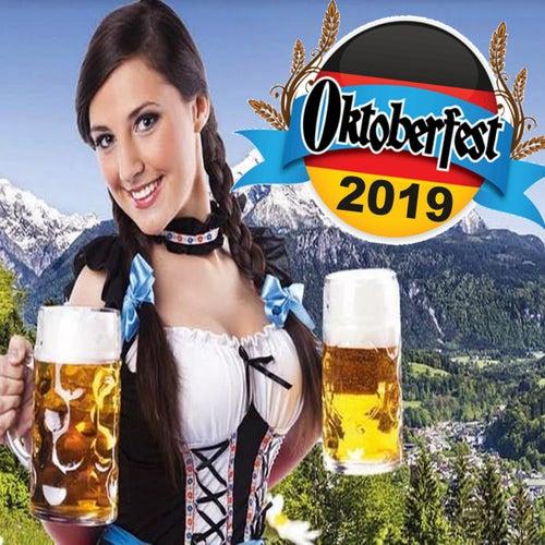 Das 186. Münchner Oktoberfest vom 21. September bis 06. Oktober 2019 (Die Offizielle Kopplung das Bierfest) de Various Artists