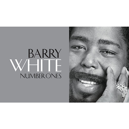 Number Ones by Barry White