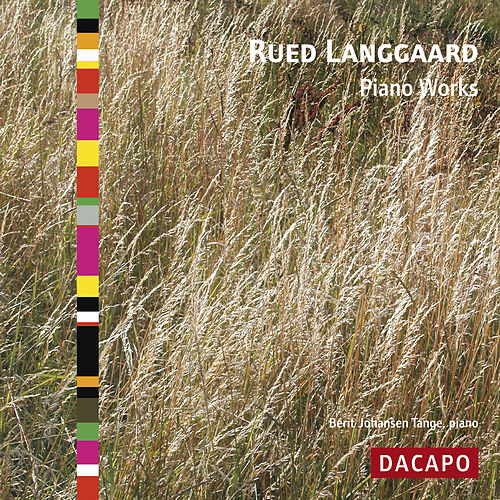 Langgaard: Gitanjali Hymns / Fantasy Sonata / Insanity Sonata by Berit Johansen Tange