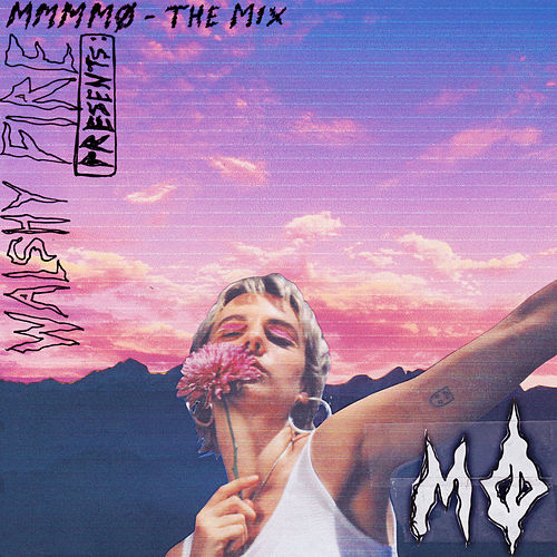 Bullet with Butterfly Wings (Mixed) by Mø