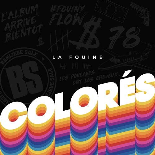 Colorés by La Fouine